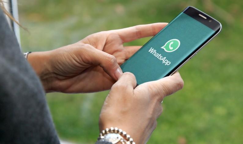 WhatsApp z funkcją udostępniania lokalizacji w czasie rzeczywistym