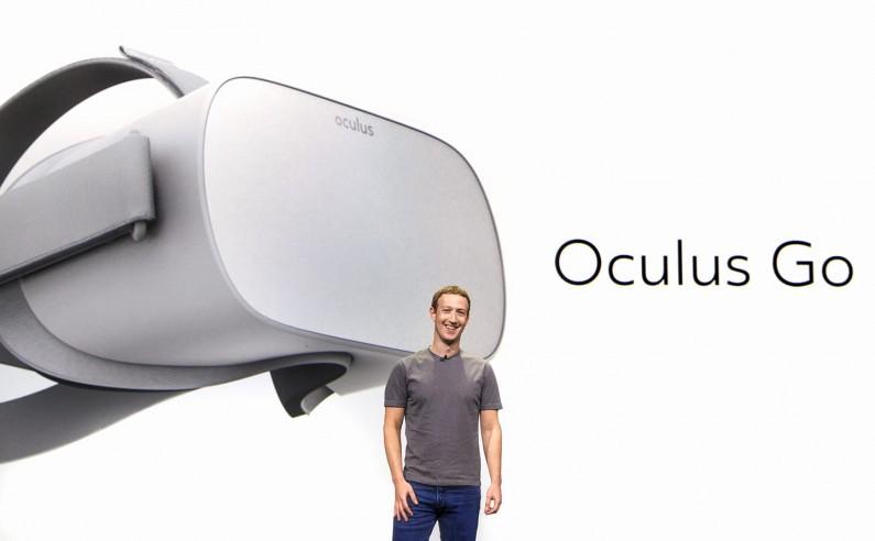 """Mark Zuckerberg: """"Naszym celem jest miliard użytkowników VR"""""""