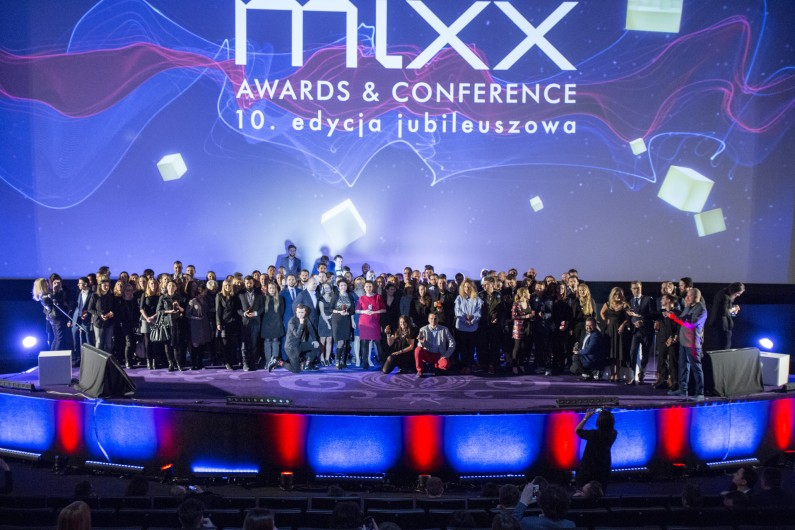 Najlepsze kampanie marketingowe 2017 na IAB MIXX Awards & Conference