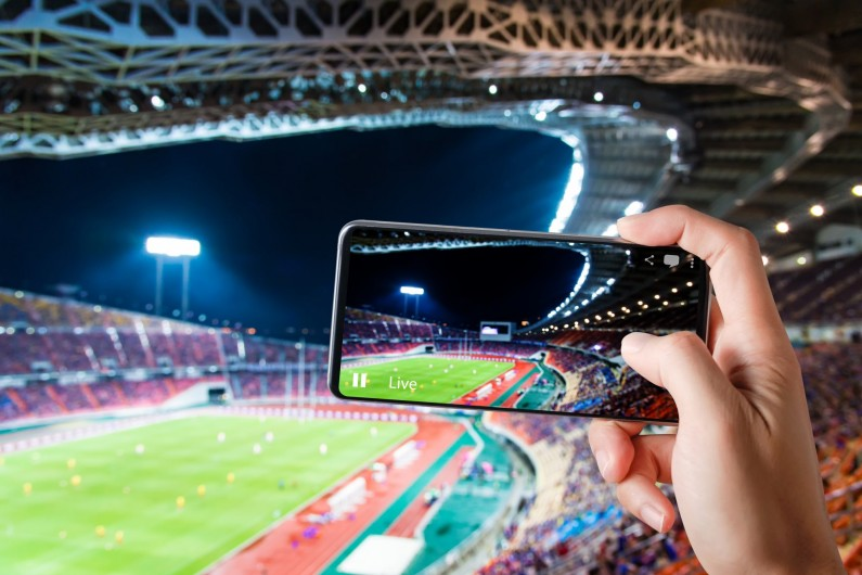 Jak media społecznościowe wpływają na sportowców?