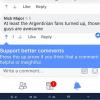 Facebook jak Reddit i Wykop? Portal testuje nowe funkcje komentarzy