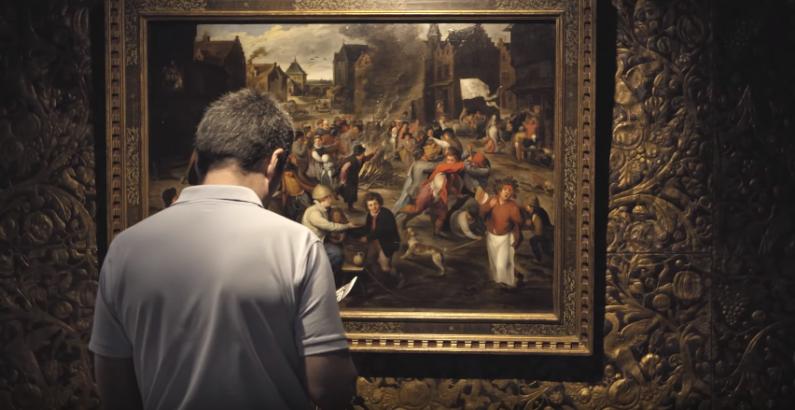 Obrazy Rubensa vs. cenzura w social media. Facebook usuwa dzieła wybitnego malarza