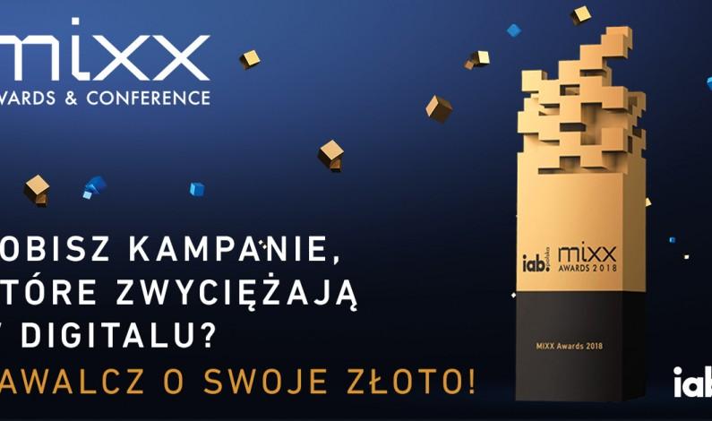 Ruszyły zgłoszenia do dwunastej edycji Mixx Awards