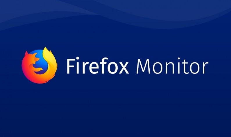 Firefox Monitor sprawdzi, czy nikt nie wykradł Twoich danych