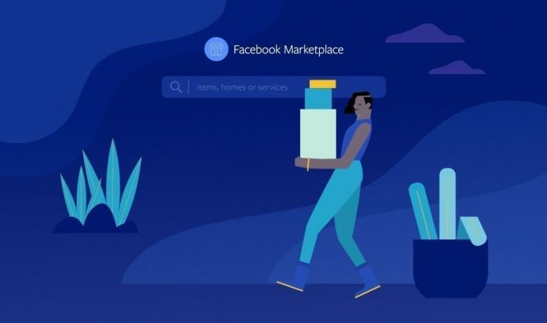 Sztuczna inteligencja usprawni zakupy na Facebook Marketplace