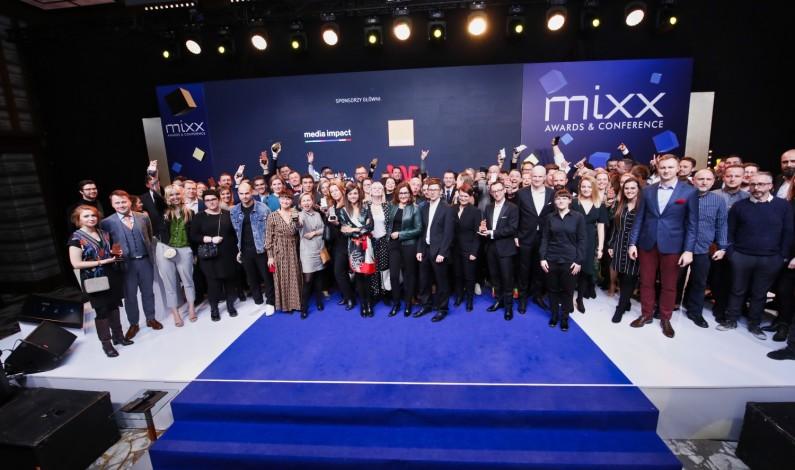 Poznaliśmy zwycięzców IAB MIXX Awards 2018