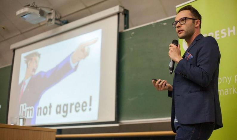 UX i optymalizacja tematami grudniowej Auli Polskiej w Krakowie