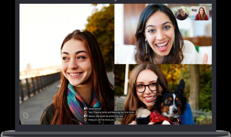 Skype doda napisy do rozmowy w czasie rzeczywistym