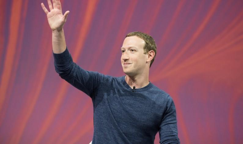 Jakie wyzwanie na rok 2019 stawia sobie Mark Zuckerberg?