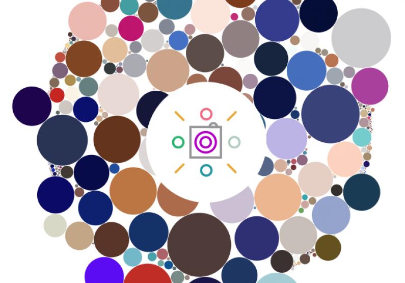 Dzięki tej aplikacji sprawdzisz, jakie kolory dominują na Twoim Instagramie