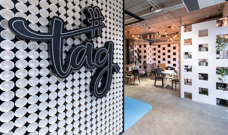 W warszawskiej kawiarni #Tag zrobisz idealne zdjęcia na Instagrama