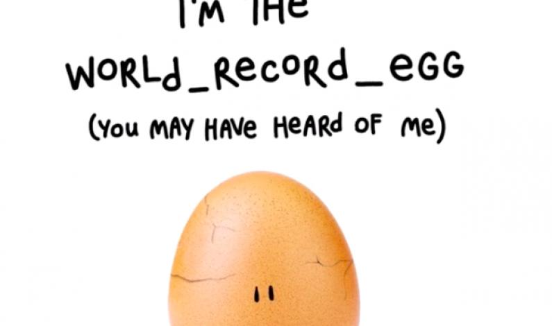 Wiadomo już, co kryje się za najpopularniejszym jajkiem na Instagramie