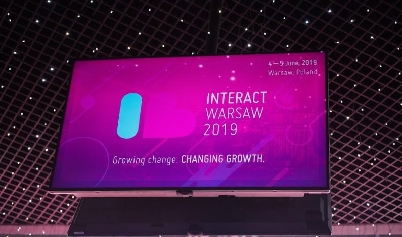 Dokąd zmierza europejska branża cyfrowa? Relacja z Interact 2019