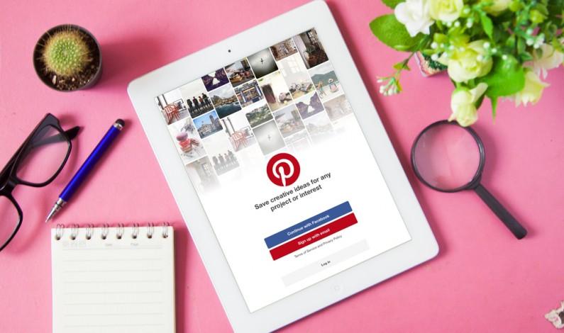 Pinterest chce pomóc swoim użytkownikom w zachowaniu równowagi emocjonalnej