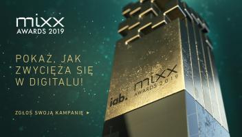 Ostatnie dni zgłoszeń do IAB MIXX Awards 2019. Pokaż, jak zwycięża się w digitalu
