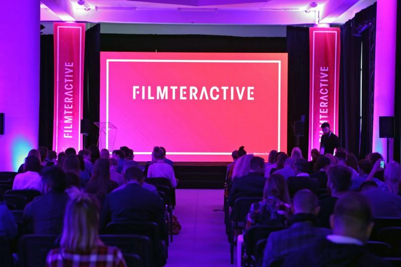 Wielkimi krokami zbliża się Filmteractive 2019 w Łodzi i Warszawie