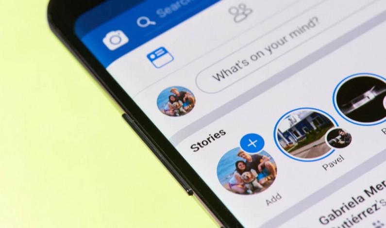 """Sekcja """"Ulubieni"""" w Stories na Facebooku w fazie testów"""
