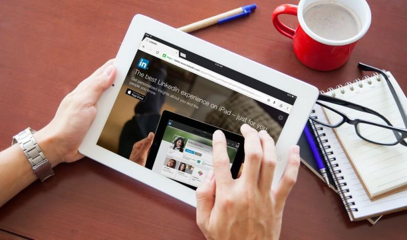 Więcej użytkowników na LinkedInie, ale ofert pracy coraz mniej