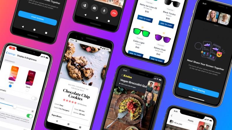 Messenger rozszerza możliwości udostępniania ekranu podczas wideorozmów