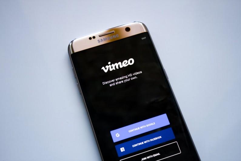 Vimeo ogłosiło współpracę w Pinterestem