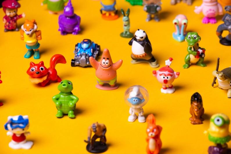 Kinder wprowadza aplikację, która ożywia zabawki poprzez AR