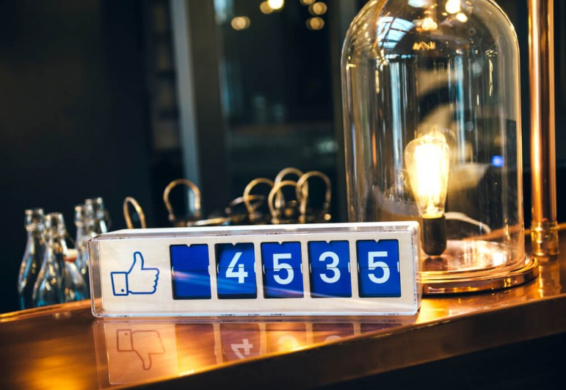 Facebook dąży do zlikwidowania liczby polubień na stronach profesjonalnych
