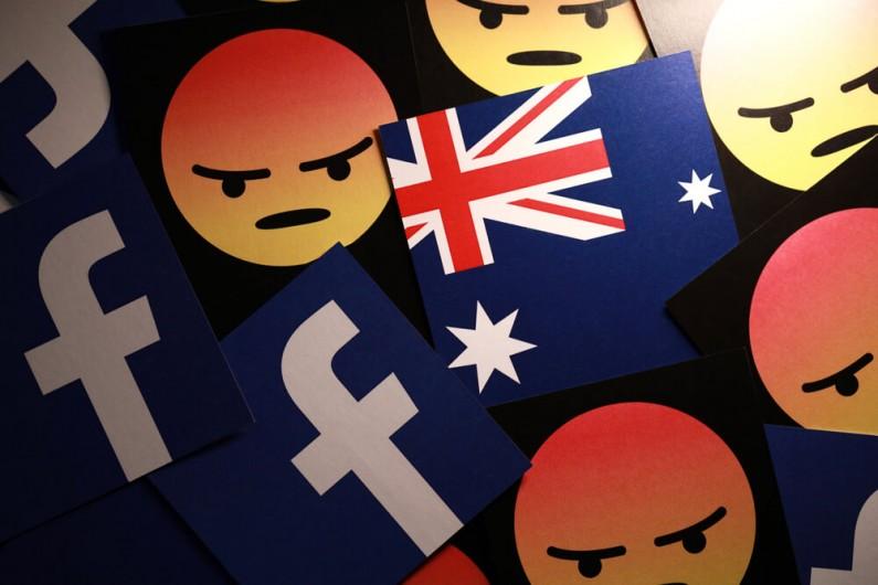 Facebook vs. władze Australii. Dlaczego serwis zablokował tam treści newsowe?