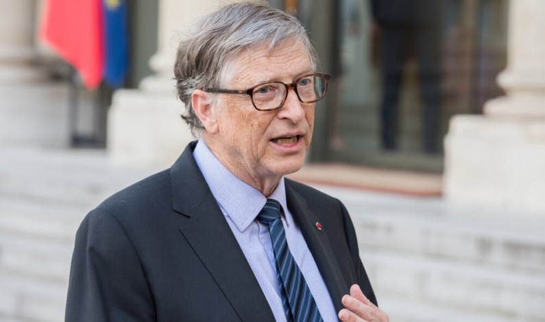 Bill Gates przestrzega przed negatywnym wpływem Bitcoina na środowisko