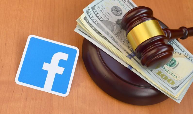 Facebook wart ponad 1 bilion dolarów. Powodem oddalony pozew antymonopolowy