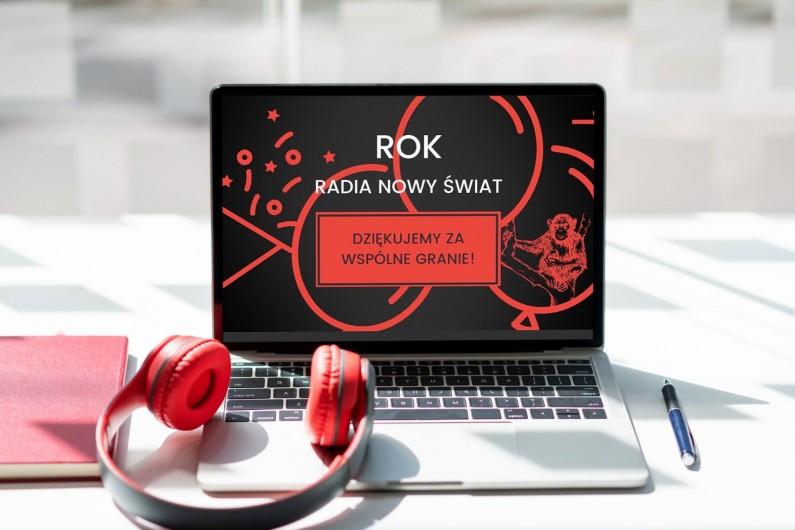 Radio Nowy Świat – przyglądamy się stacji internetowej, która ma już rok!