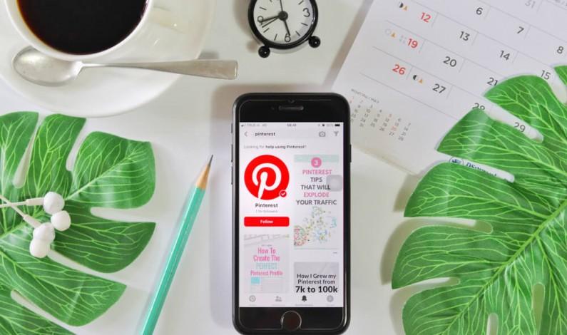 Pinterest testuje możliwość przesyłania Pinów na Stories Facebooka i Instagrama