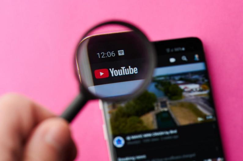 YouTube ulepsza statystyki. Celem jest utrzymanie uwagi widza przez twórców