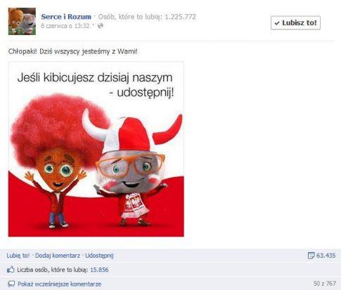 fot. Facebook.com/serceirozum
