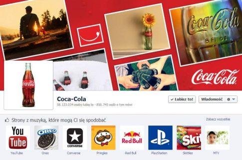 fot. Facebook.com/cocacola
