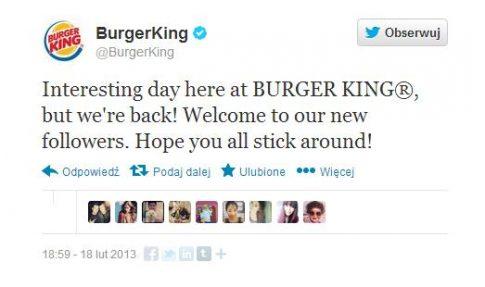 fot. Twitter.com/BurgerKing