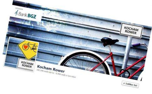 kocham rower facebook