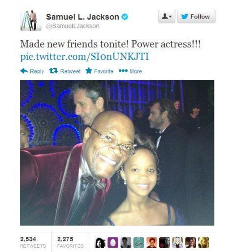 fot. Twitter.com/SamuelLJackson