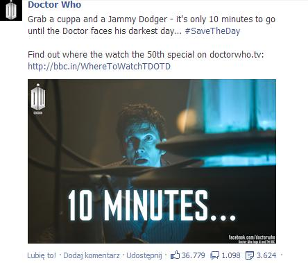dr who fb