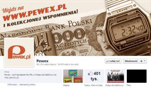fot. facebook.com/Pewex
