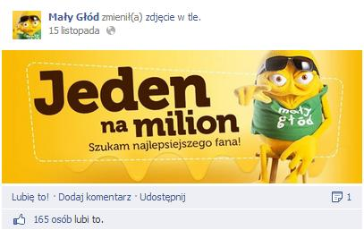 fot. Facebook.com/maly.glodek