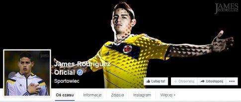 fot. Facebook.com/10Jamesrodriguez