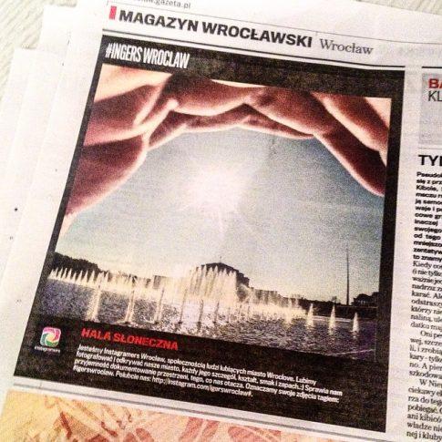 IgersWroclaw, źródło: instagram.com