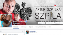 fot. facebook.com/pages/Artur-Szpilka/