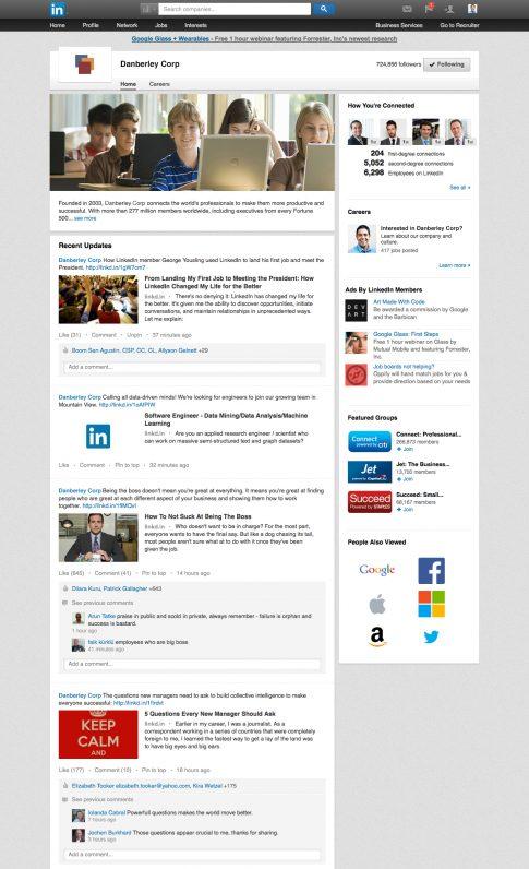 Company Page Q1 2014