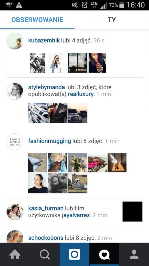 polubienia instagram