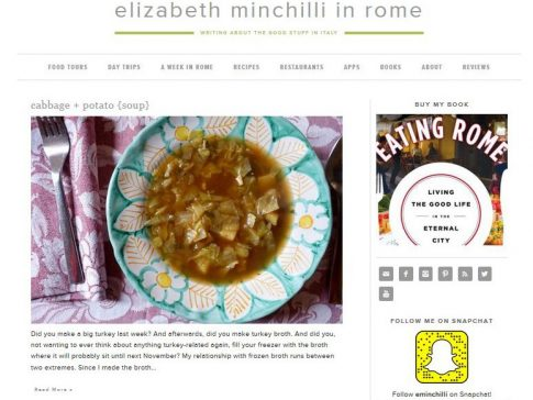 fot. http://www.elizabethminchilliinrome.com/