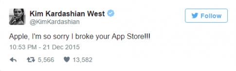 kim kardashian west twitter
