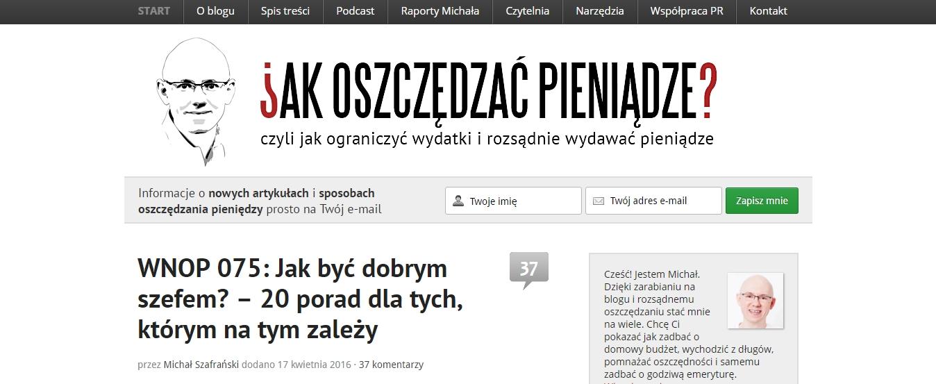http://jakoszczedzacpieniadze.pl/