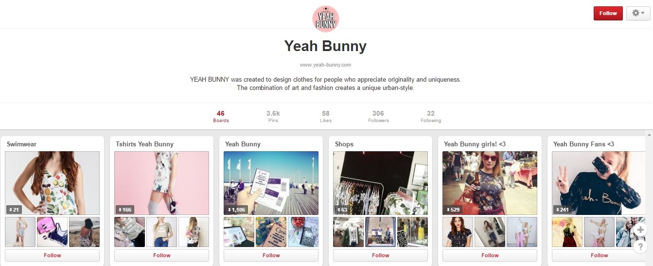 https://pl.pinterest.com/yeahbunny/
