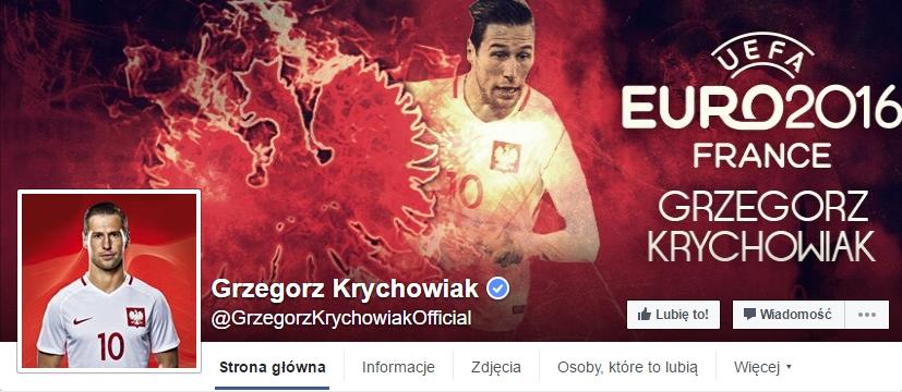 www.facebook.com/GrzegorzKrychowiakOfficial/